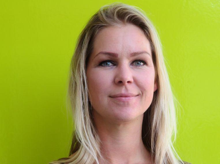 Femke Wiersma: 'Authentieke mensen.' Beeld