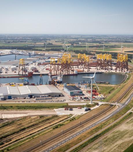 Proef met zelfrijdende vrachtwagens in havengebied Vlissingen