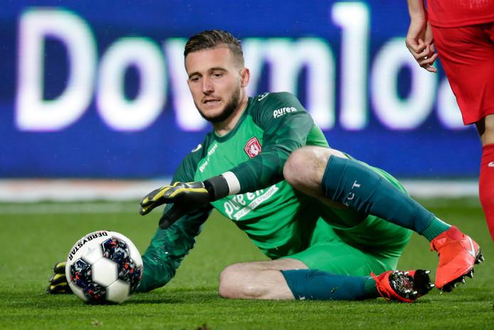 Joël Drommel speelt ook volgend seizoen bij FC Twente.