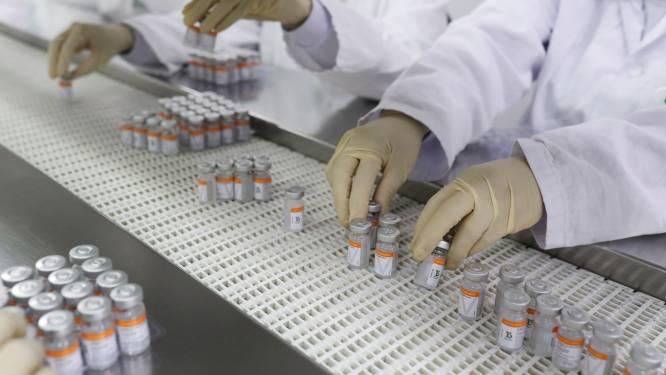 China wil coronavaccins mengen in poging effectiviteit te verhogen