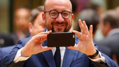 """""""Slimme zet van Michels entourage om GSM's thuis te laten bij Ruslandtrip"""""""