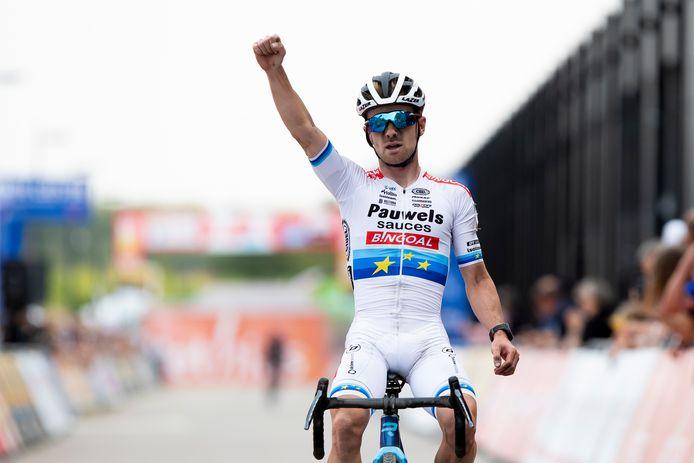 Eli Iserbyt won in Lokeren, Beringen en Bredene.