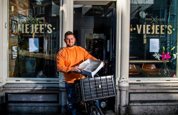 Ook restaurant Viejee's doet mee aan Tasty Walk.