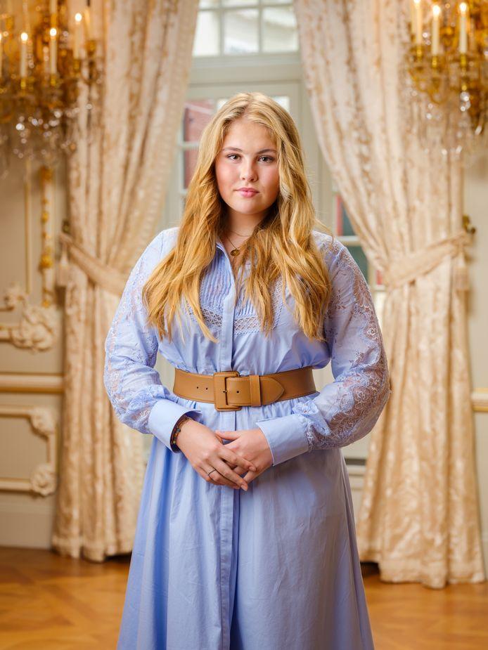 Prinses Amalia.