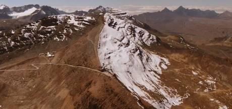 Le changement climatique fait disparaître la station de ski la plus haute du monde