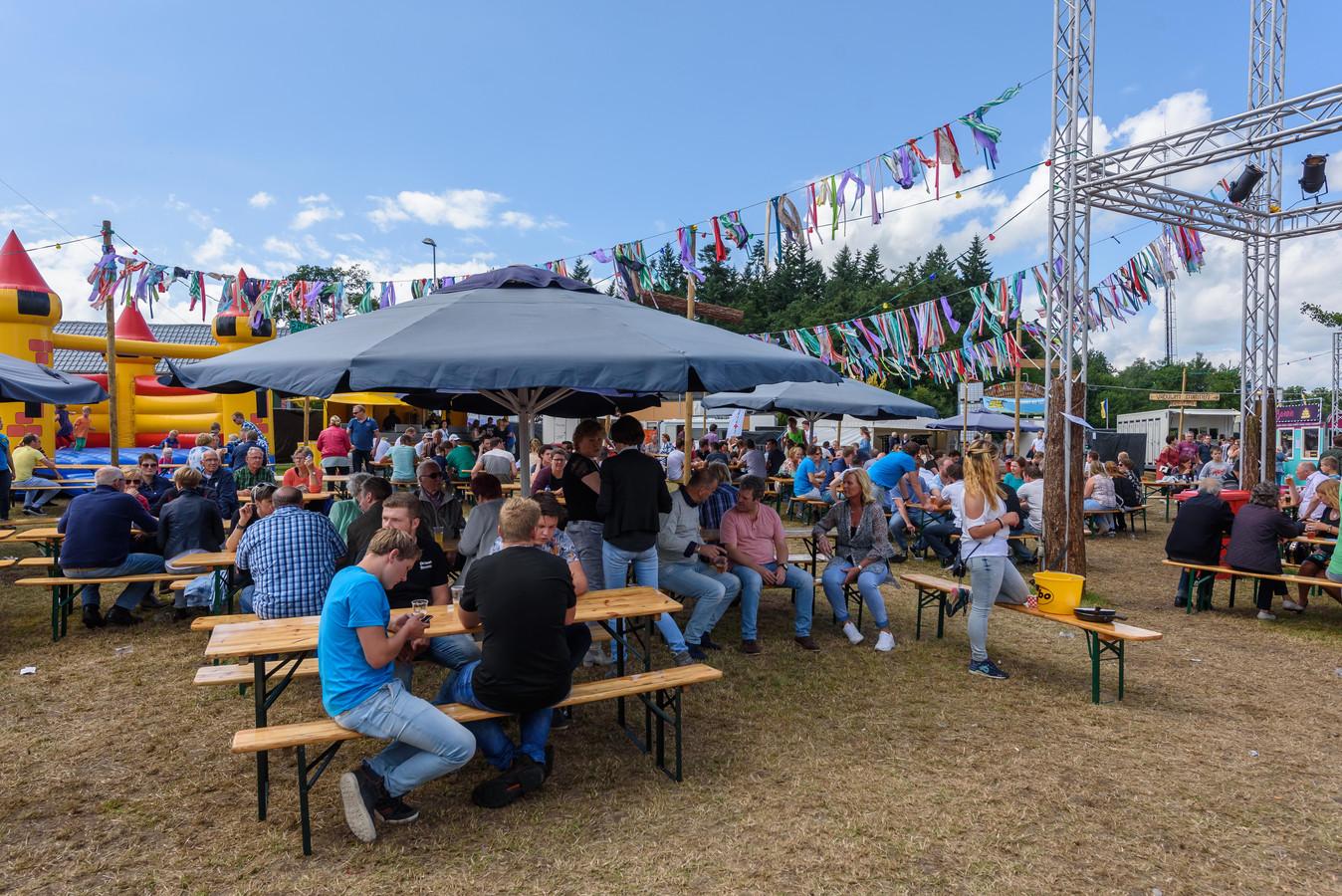 Het 'gewone' Zomerfestival is er nog niet, maar de organisatie heeft de hoop gevestigd op de Kleinte Zomerfestival.