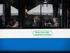 Tramlijnen 1 en 17 enige tijd ingekort door kapotte tram