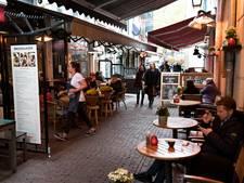 Voorlopig geen uitbreiding horeca in Utrechtse binnenstad