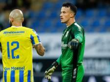 RKC-doelman Vaessen: 'Niet veel penalty's gepakt in mijn carrière, maar had een goed gevoel bij deze'