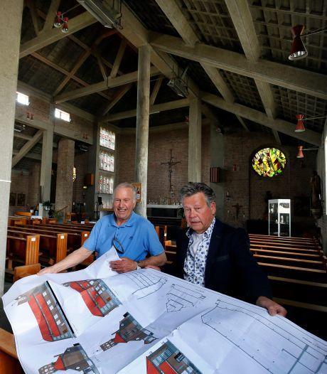 Starterswoningen in de kerk nu er steeds minder kerkgangers zijn, kerkbestuur is enthousiast