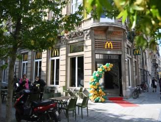 """Tweede McDonalds is een feit maar wordt Leuven niet stilaan de hoofdstad van de fastfood? """"Stijgende aanwezigheid van horeca in Bondgenotenlaan zorgt voor meer beleving"""""""