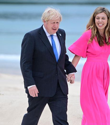 Premier Johnson en vrouw verwachten tweede kind na miskraam