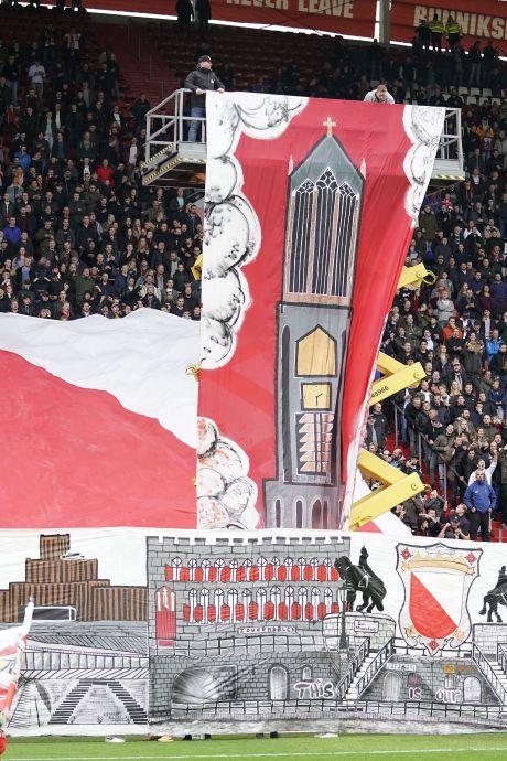 FC Utrecht-fans opgelet: jouw boodschap kan straks aan de Grâchmuur in de Galgenwaard hangen