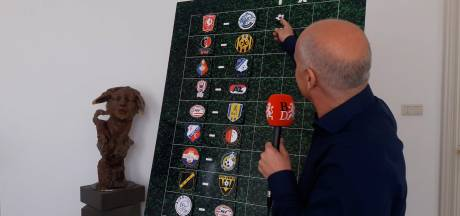 'Profeet' Fred van der Hoorn verwacht dat titelstrijd na zondag weer helemaal open ligt: 'Ajax wint van PSV'