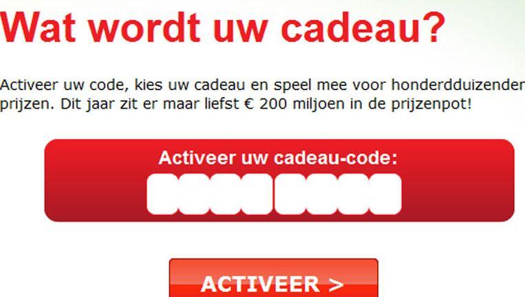 Site Van Postcodeloterij Al Dagenlang Ernstig Lek De