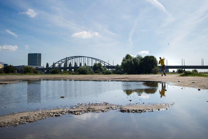 Het voormalige scheepswerfterrein op Stadsblokken in Arnhem-Zuid.