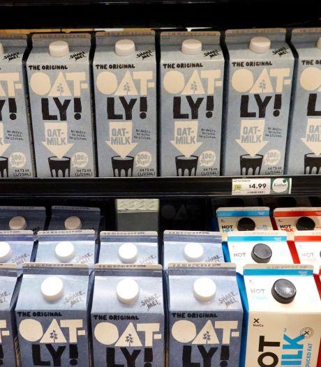 Paniek in Amsterdam: hippe havermelk is overal op
