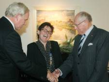 Oud-burgemeester Ger Baris (88) van Geldermalsen overleden