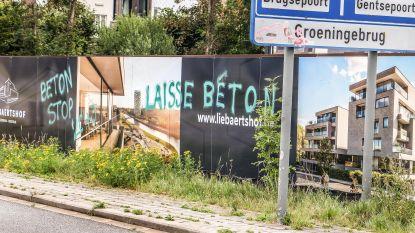 Geen betonstop? Graffitispuiters revolteren in Kortrijk