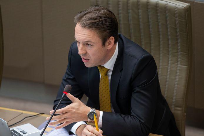 Sam Van Rooy, Vlaams Belang.