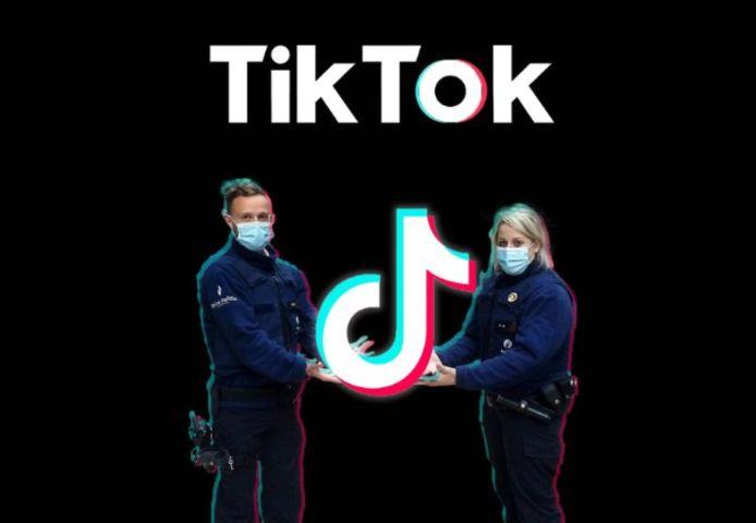 En s'inscrivant sur TikTok, l'objectif de la police est sans aucun doute de toucher les jeunes générations. En effet l'application créée par le chinois ByteDance est la plus en vogue chez les adolescents.