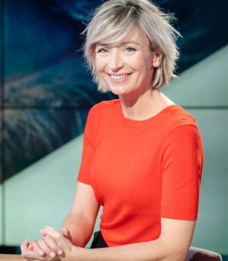 """""""Ce soir, ce sera la dernière fois"""": Julie Morelle ne présentera plus le JT de la RTBF"""