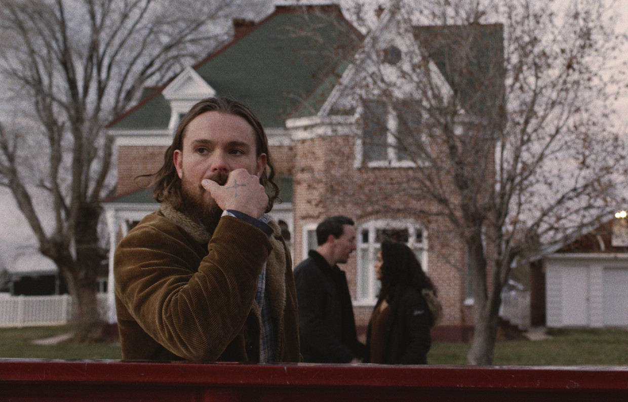 Clayne Crawford in The Killing of Two Lovers. Beeld