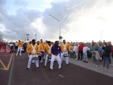 Scheveningers geven 'code rood' af bij demonstratie op de boulevard