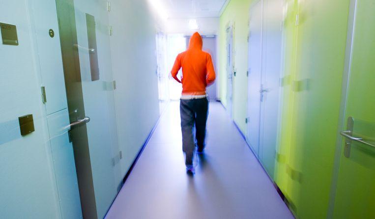 In ggz-instelling de Woenselse Poort in Eindhoven worden patiënten met complexe psychische problemen geholpen.  Beeld ANP