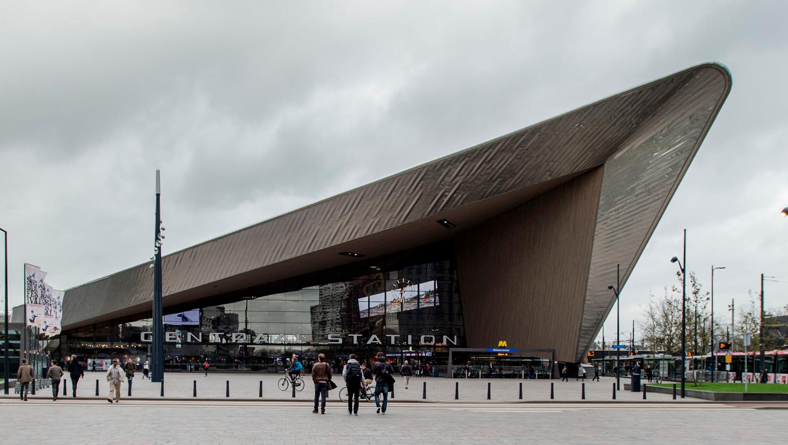 De Stichting Zwerfjongeren Nederland voert morgen actie bij Rotterdam Centraal.