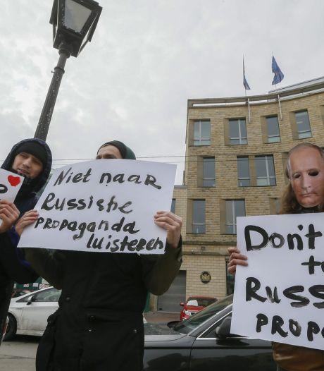 Ja en nee gaan nek-aan-nek in referendum Oekraïne