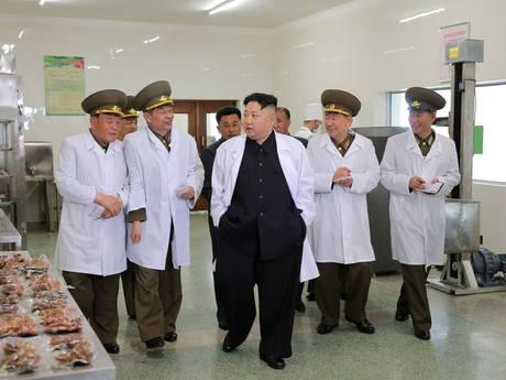 Stilletjes zakendoen met boeman Kim Jong-un