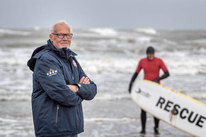 Arie Verbaan (67) over het surfdrama.