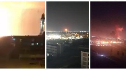 """Enorme explosie bij luchthaven Caïro: """"Terrorisme uitgesloten"""""""