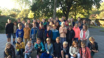 Leerlingen brengen medailles mee naar VBS Sint-Katrien