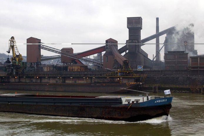 De bloeiende Luikse staalindustrie met Cockerill Sambre wakkerde het vuur van FC Liégeois aan.