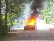 Twee branden op één dag in Wapenveld