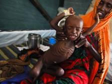 """""""La famine frappe deux régions du sud de la Somalie"""""""