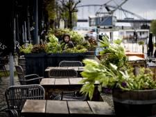 Regenachtig voorjaar is jammer voor terrasganger, maar goed nieuws voor de natuur