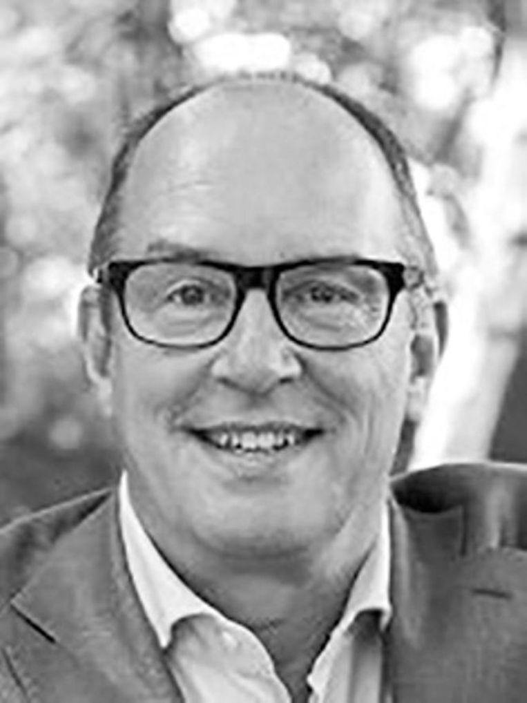 Peter Bot is wethouder Ruimtelijke Ordening voor Burgerbelangen Amstelveen Beeld eigen foto