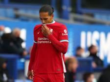 Klopp rekent niet meer op Van Dijk: 'Onwaarschijnlijk dat hij dit seizoen nog speelt'