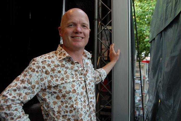 Jeroen Doomernik. Foto Chris Korsten