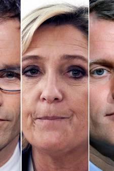 Franse presidentsverkiezingen spannendste ooit