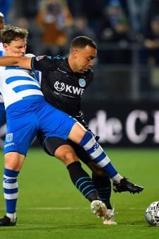 LIVE | Korte schiet op de lat voor De Graafschap in bekerduel met PEC Zwolle