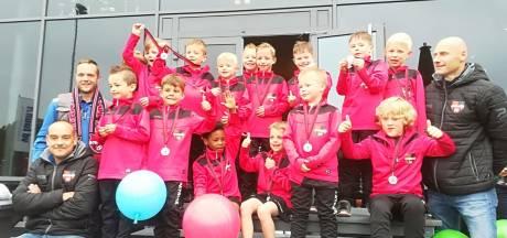 Jongste Treffers verslaan Trekvogels en worden kampioen in Nijmegen