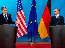 """Les Etats-Unis et l'Allemagne font """"front commun"""" contre la Russie"""