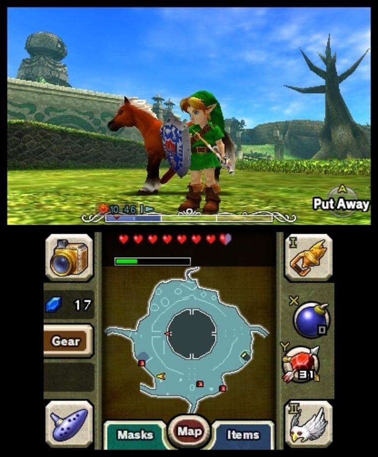 null Beeld Nintendo