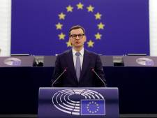 Le Premier ministre polonais défend la vision de son gouvernement face au Parlement européen
