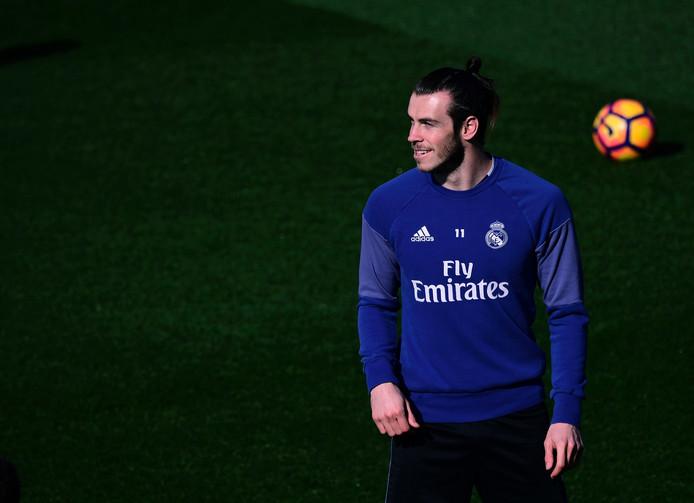 Gareth Bale is klaar voor zijn rentree bij Real Madrid.