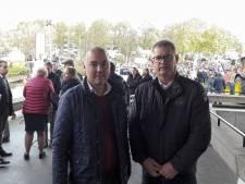 Turbineprotest Dinteloord in Den Bosch ondergesneeuwd door boerenverzet